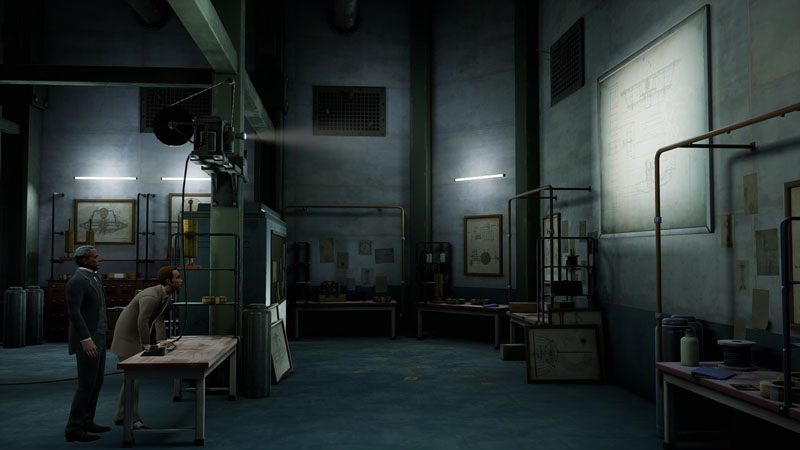 The Invisible Hours - Screenshot 1