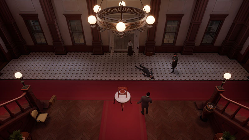 The Invisible Hours - Screenshot 3