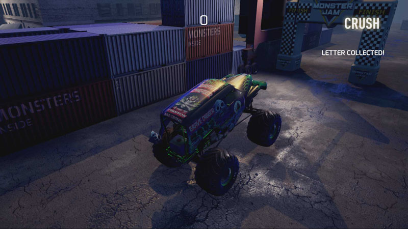 Monster Jam: Crush It - Screenshot 2