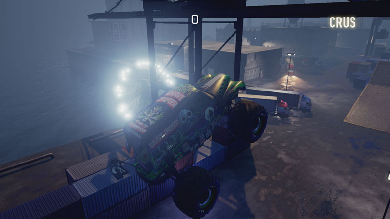 Monster Jam: Crush It - Screenshot 4