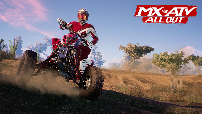 MX vs ATV All Out - Screenshot 2