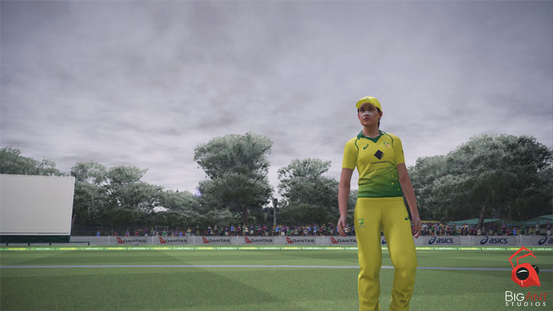 Ashes Cricket - Screenshot 2