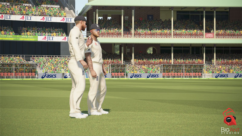 Ashes Cricket - Screenshot 7