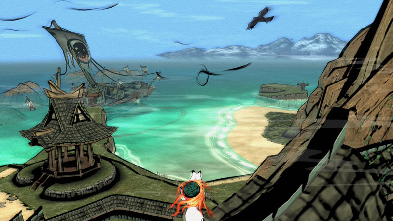 Okami HD - Screenshot 4