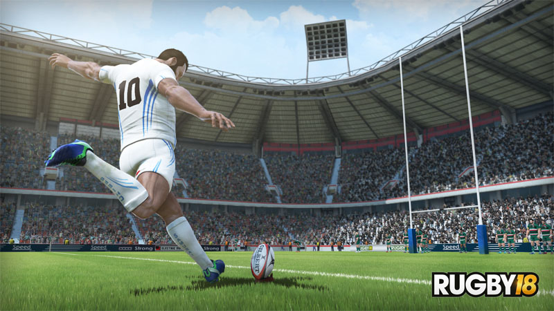 RUGBY 18 - Screenshot 1