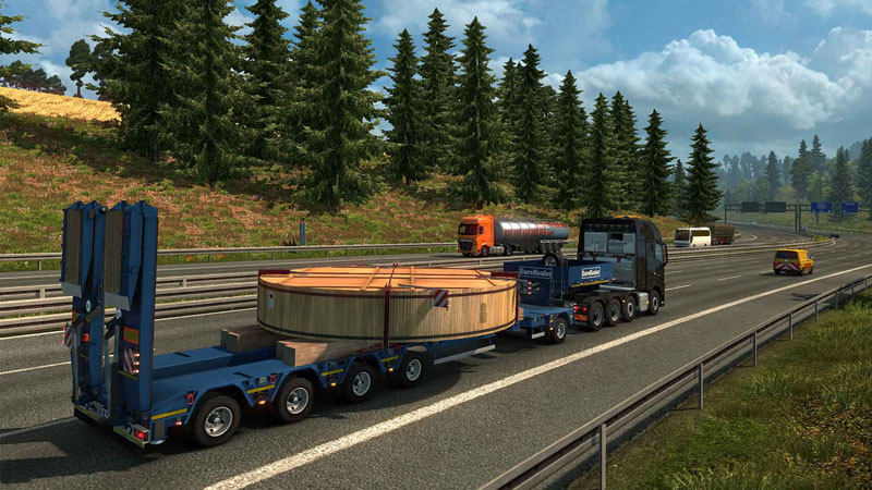 Euro Truck Simulator 2 - Cargo Collection - Screenshot 5