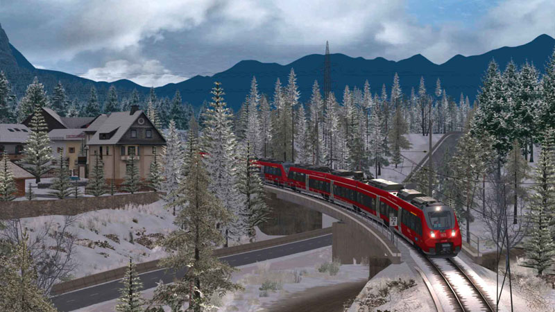 Train Simulator 2018 - Screenshot 8