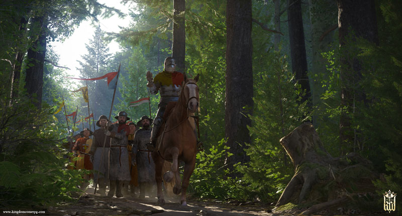 Kingdom Come Deliverance Special Edition - Screenshot 2
