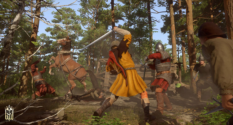 Kingdom Come Deliverance Special Edition - Screenshot 5