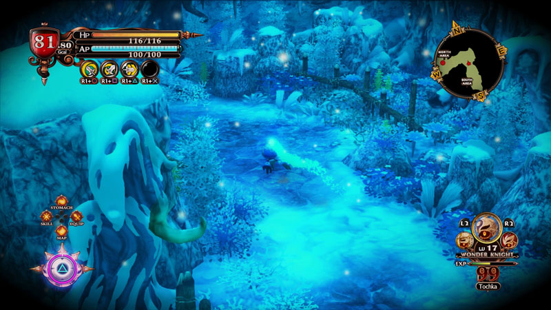 The Witch and the Hundred Knight 2 - Screenshot 5