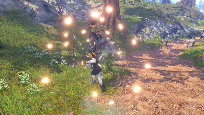 The Seven Deadly Sins: Knights of Britannia - Screenshot 1