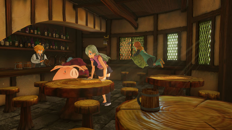 The Seven Deadly Sins: Knights of Britannia - Screenshot 7