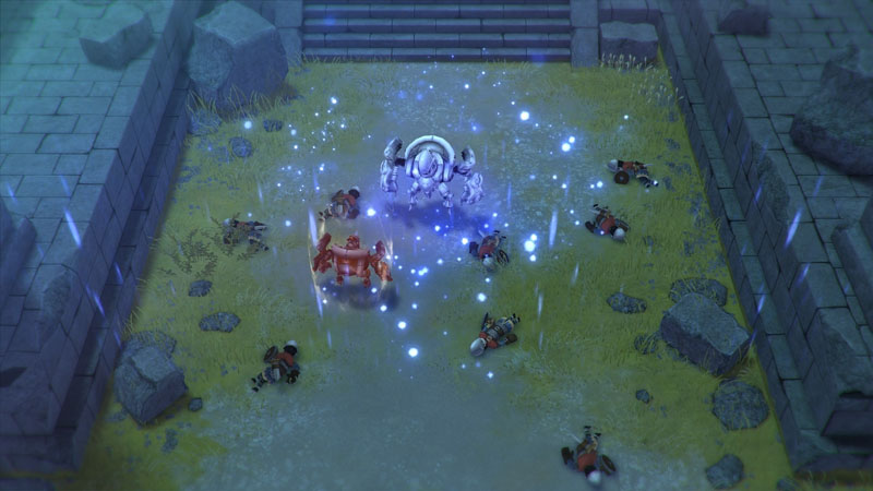 Lost Sphear - Screenshot 2
