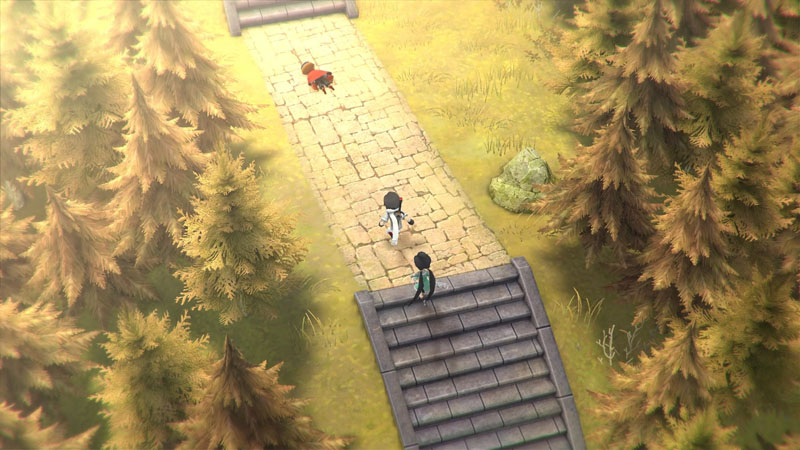 Lost Sphear - Screenshot 1