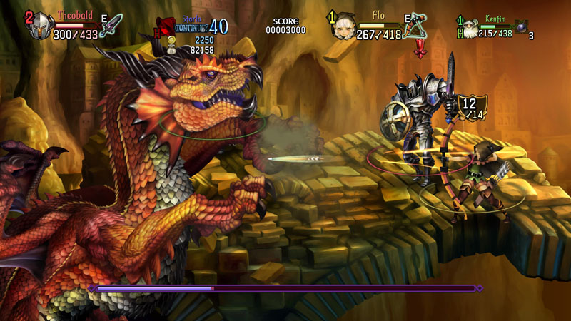 Dragon's Crown Pro - Screenshot 2
