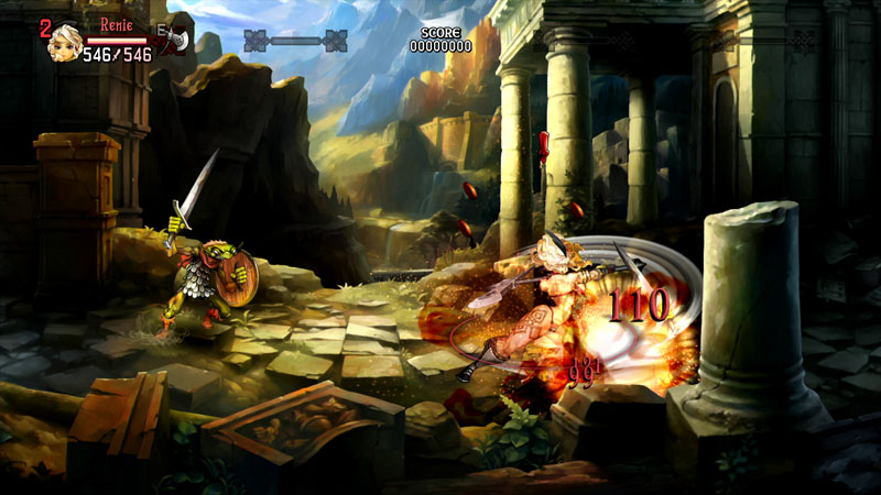 Dragon's Crown Pro - Screenshot 4