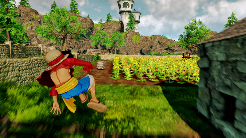 One Piece World Seeker - Screenshot 1