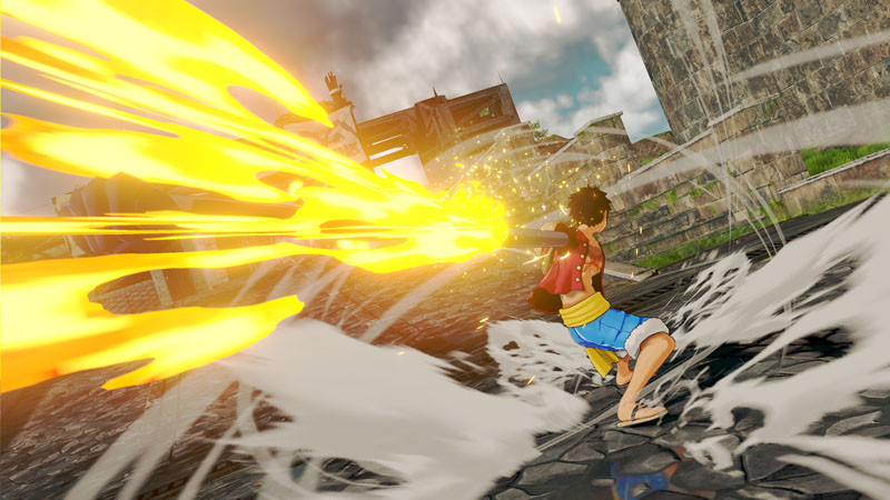 One Piece World Seeker - Screenshot 3
