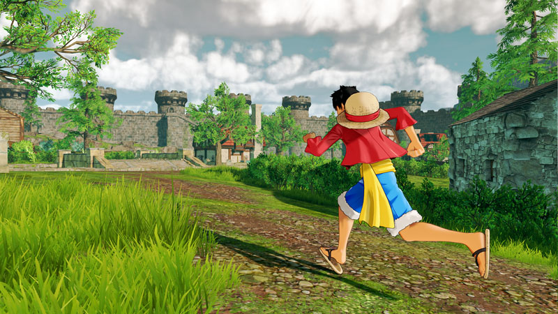 One Piece World Seeker - Screenshot 6