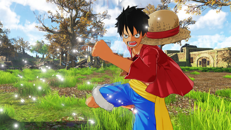 One Piece World Seeker - Screenshot 9