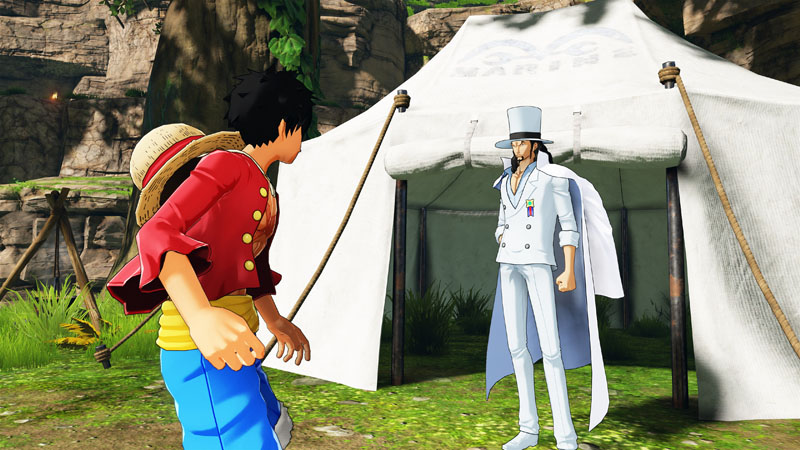 One Piece World Seeker - Screenshot 13