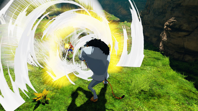One Piece World Seeker - Screenshot 25