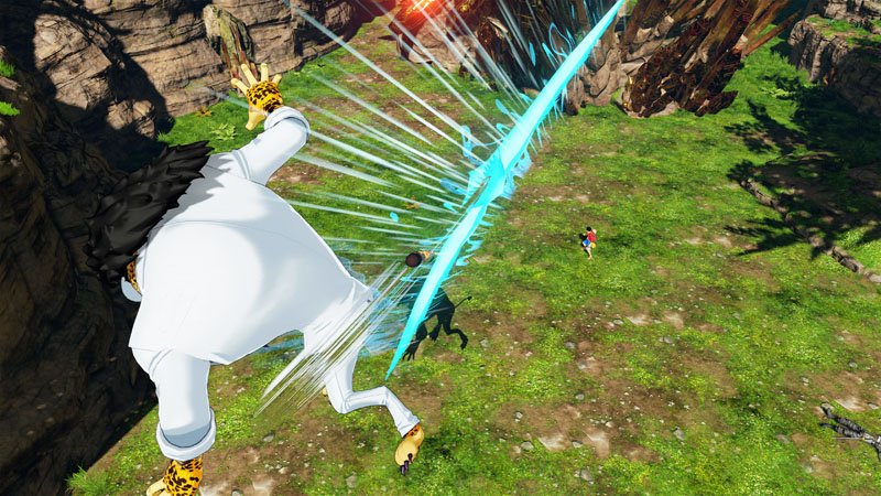 One Piece World Seeker - Screenshot 19