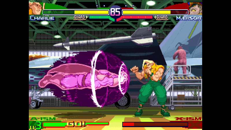 Street Fighter 30th Anniversary Collection - Screenshot 4