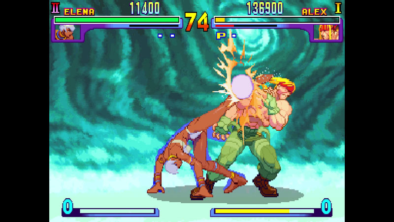 Street Fighter 30th Anniversary Collection - Screenshot 6