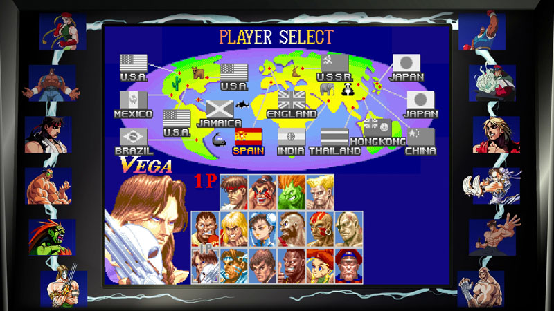 Street Fighter 30th Anniversary Collection - Screenshot 8