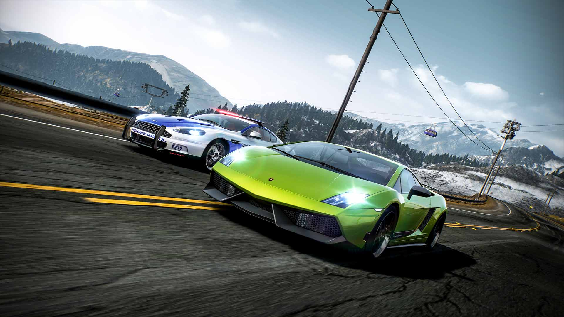 Need for Speed: Hot Pursuit Remastered - Screenshot 2