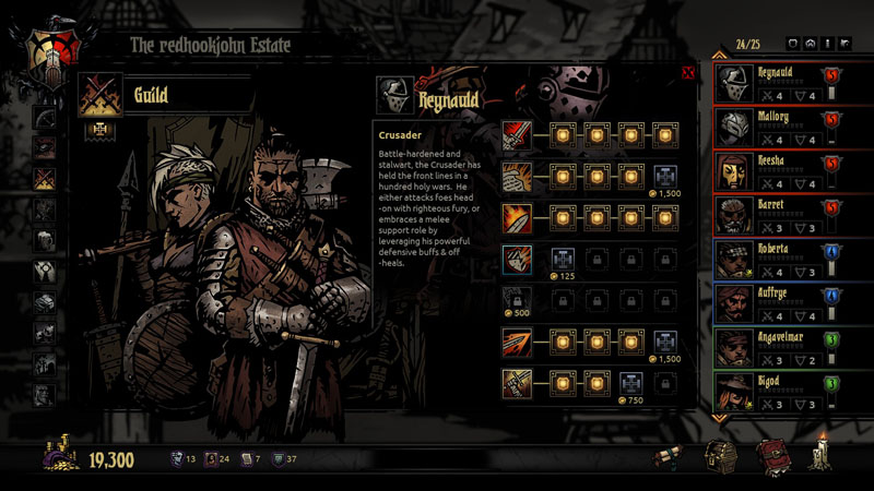 Darkest Dungeon: Ancestral Edition - Screenshot 6