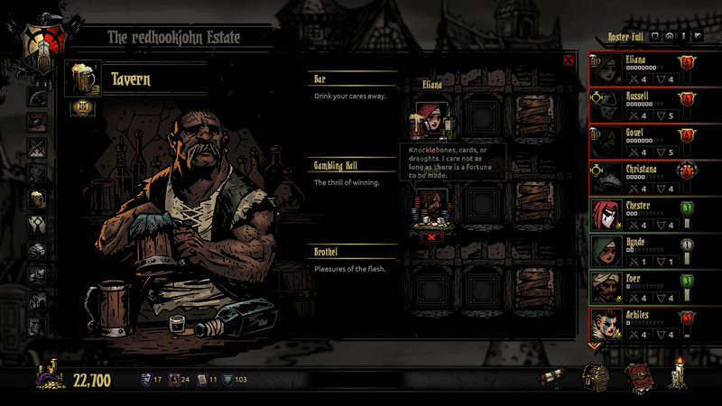 Darkest Dungeon: Ancestral Edition - Screenshot 8