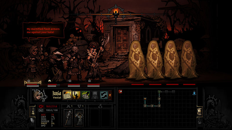 Darkest Dungeon: Ancestral Edition - Screenshot 2