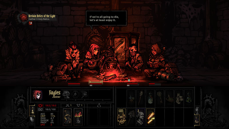 Darkest Dungeon: Ancestral Edition - Screenshot 5