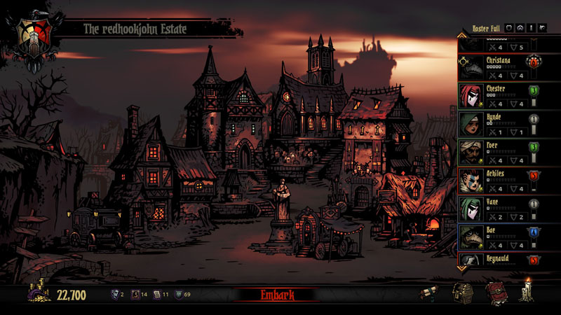 Darkest Dungeon: Ancestral Edition - Screenshot 1