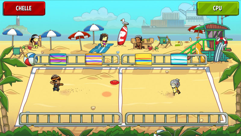 Scribblenauts Showdown - Screenshot 2