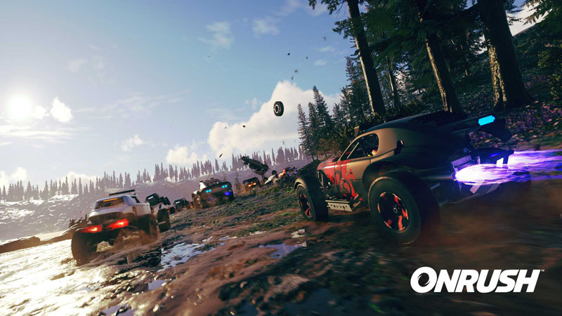 Onrush - Screenshot 9