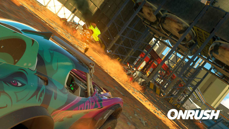Onrush Day One Edition - Screenshot 5
