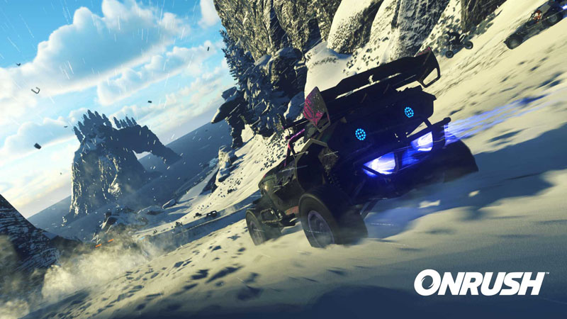 Onrush - Screenshot 7