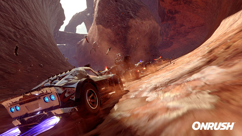 Onrush - Screenshot 8