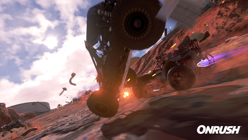 Onrush - Screenshot 12