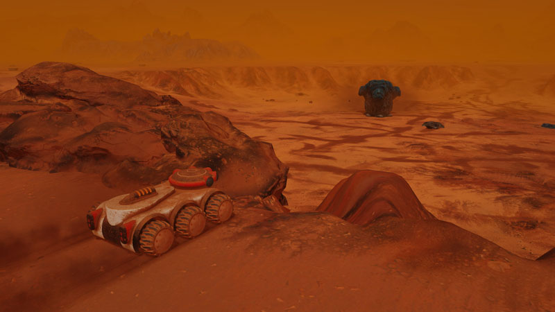 Surviving Mars - Screenshot 1
