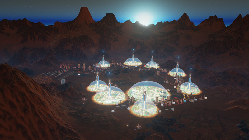 Surviving Mars - Screenshot 4