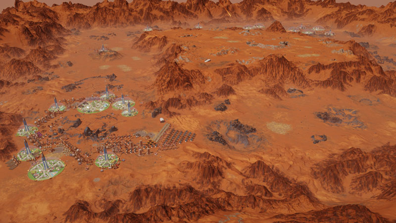 Surviving Mars - Screenshot 5