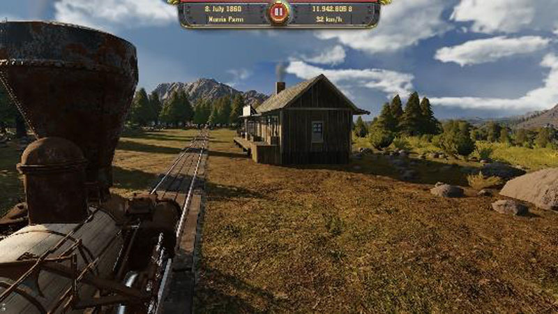 Railway Empire - Screenshot 1