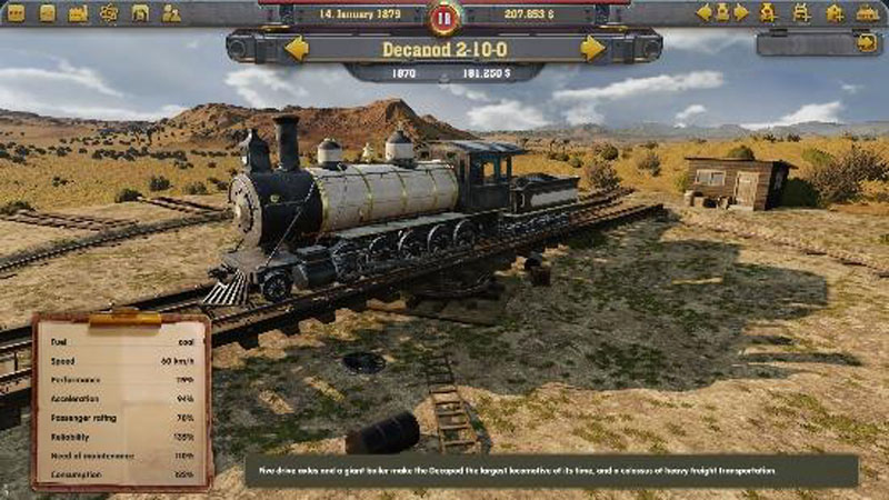 Railway Empire - Screenshot 2