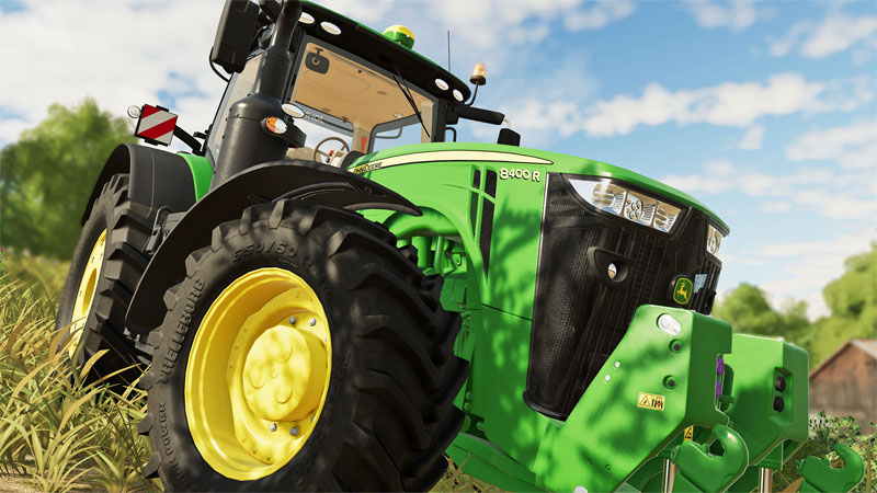 Farming Simulator 19 - Screenshot 2