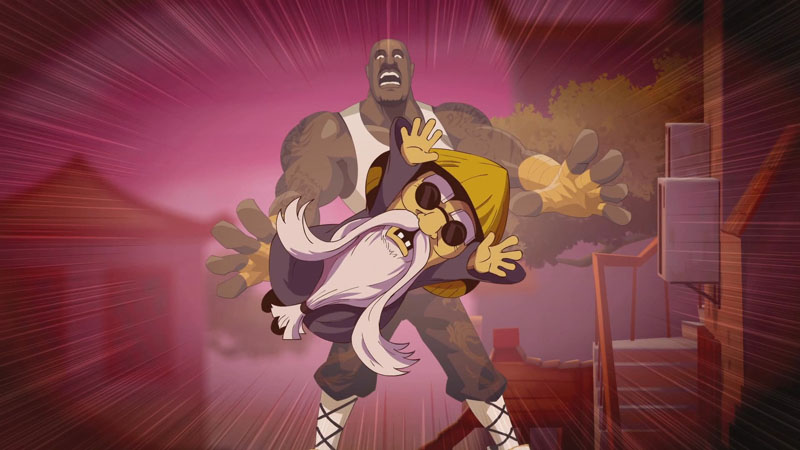 Shaq FU: A Legend Reborn - Screenshot 7