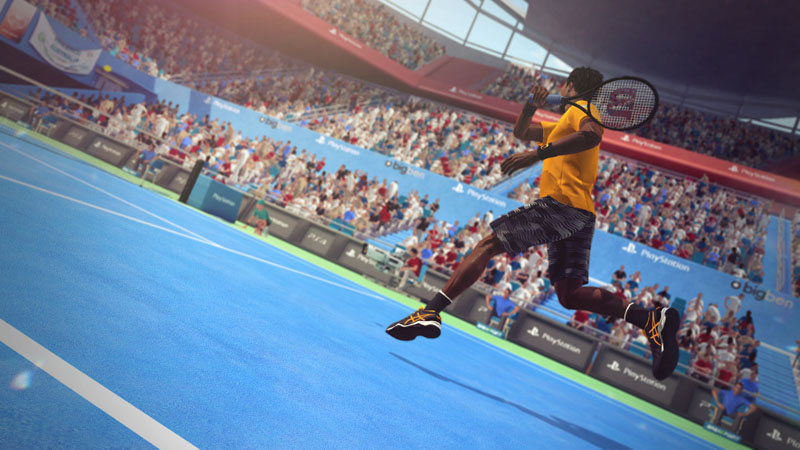 Tennis World Tour - Screenshot 4